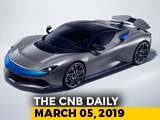 Pininfarina Battista, Tata Altroz Revealed, Audi A6