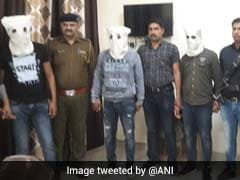 """Fracture Gang"" Members Who Broke Limbs Of Victims, Arrested Near Delhi"