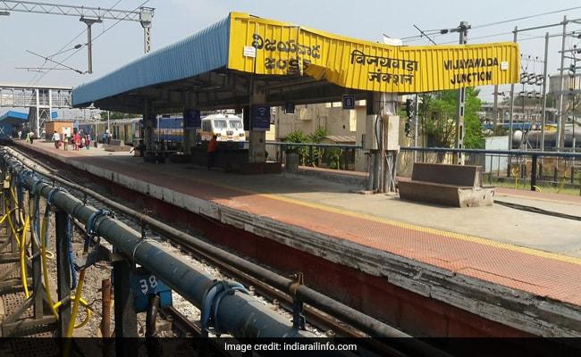 Vijaywada Railway Station Gets 'Gold Rating' For Green Measures