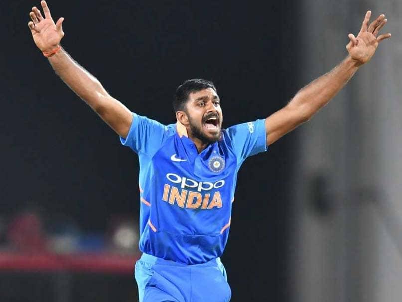2nd ODI: Vijay Shankar Not Thinking About World Cup Despite Final Over Heroics Against Australia
