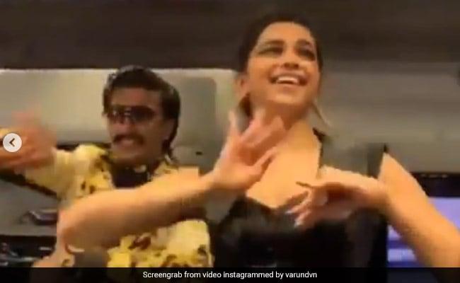 रणवीर सिंह, दीपिका पादुकोण और रणबीर कपूर 'कलंक' के सॉन्ग को कोरियोग्राफ करेंगे तो क्या होगा, देखें Video