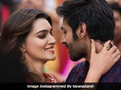 <i>Luka Chuppi</i> Box Office Collection Day 5: Kartik Aaryan And Kriti Sanon's Film Is Just A Few Crores Away From Scoring A Half Century