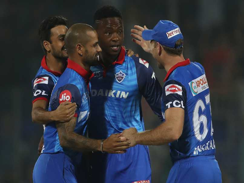 IPL 2019: Kagiso Rabada Stars As Delhi Capitals Defeat Kolkata Knight Riders In Super Over