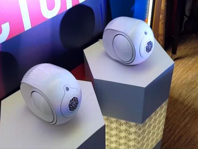 Video : Hi-Fi Tech at the What Hi-Fi Show