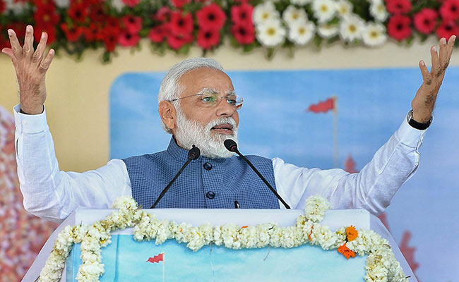 After UP Minister's 'Impotent' Slur, Opposition Drags In PM Modi