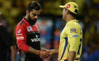 IPL: CSK Begin Campaign With 7-Wicket Win Over RCB