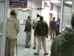 Braving The Bullet, Lucknow Cop Manages To Catch Attacker