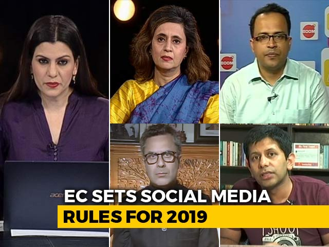Video : Lok Sabha Elections: Can Fake News Be Curbed?