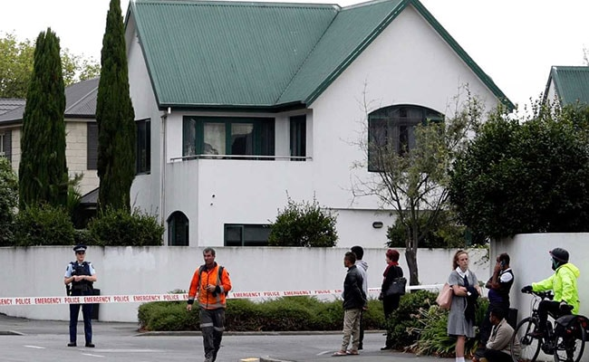 Christ Church Shooting Photo: Christchurch Shooting: 49 Killed In Terrorist Attack At