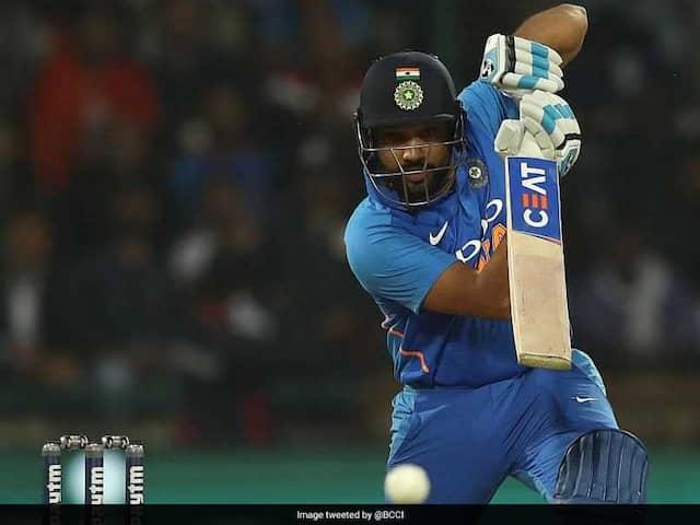 Rohit Sharma Becomes Third Fastest To Achieve This ODI Milestone