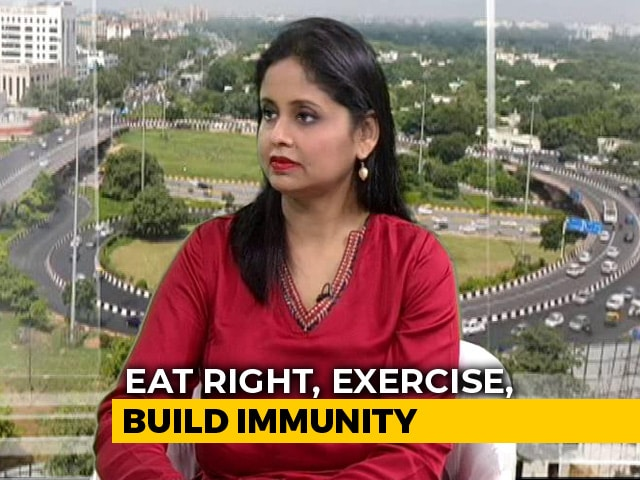 How To Build Your Immunity