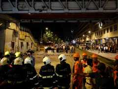 """Deeply Anguished"": PM After Mumbai Bridge Collapse, Opposition Attacks"