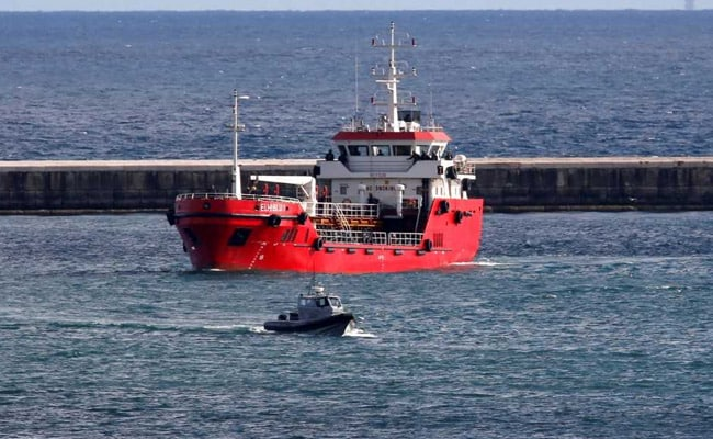 3 Teen Migrants Charged By Malta For Hijacking Tanker After Sea Rescue