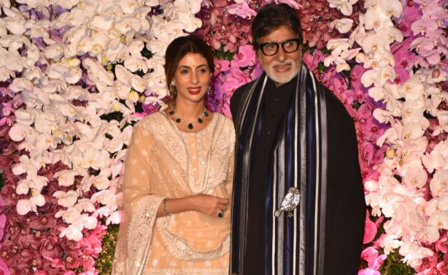 Shweta Bachchan Nanda And Ekta Kapoor Had The Cutest Instagram Exchange On Dads-As-Dates