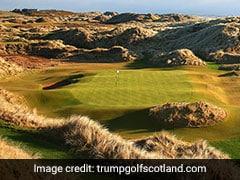 """Trump Calls His Scotland Golf Course """"The Greatest"""" In World, Draws Flak"""