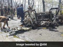 Flashes Of Pulwama As Banihal Car Blast Again Points To Lapses