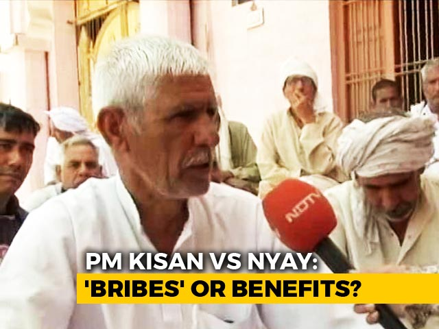 Video : Centre May Pay Up To Rs. 19,000 Crore To Farmers In Election Season