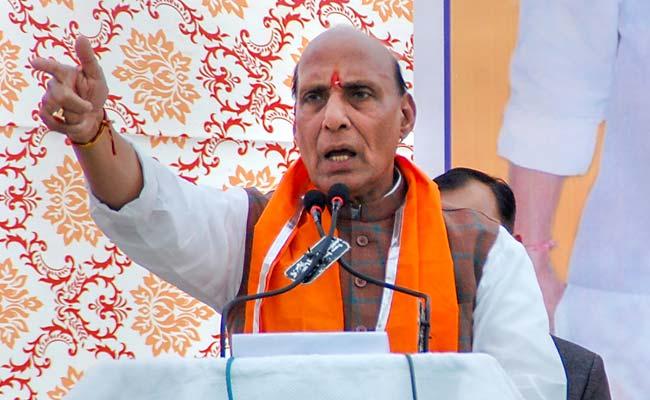 गृहमंत्री राजनाथ सिंह तीसरी बार बदल सकते हैं सीट, केंद्रीय मंत्री महेश शर्मा की नोएडा सीट से लड़ सकते हैं चुनाव
