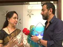 """Visited Mathura 250 Times"": BJP's Hema Malini Says Not An Outsider"