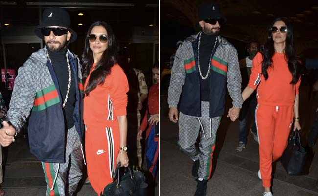Ranveer Singh Is Off The Market But At Least You Can Get A Peppy Tracksuit Like Deepika Padukone's