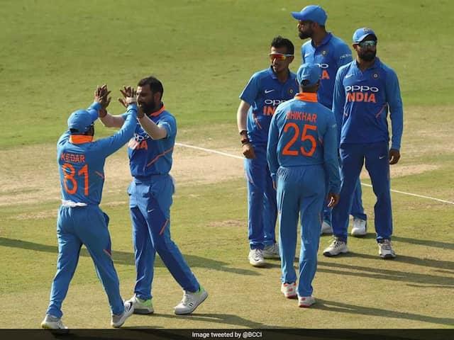 2nd ODI: India Seek To Consolidate Lead vs Australia In Nagpur