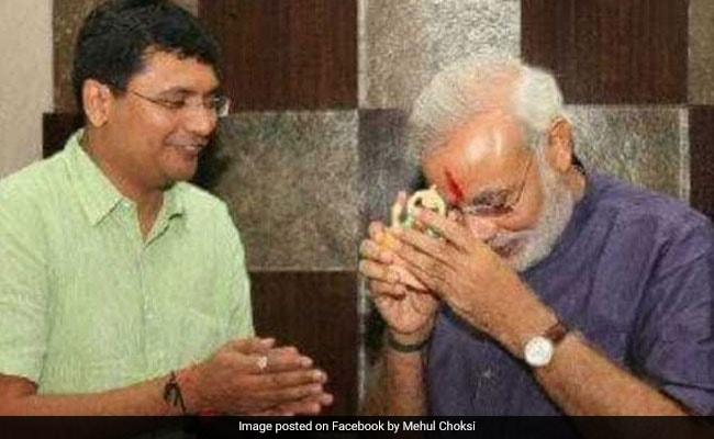 'मेहुल चौकसी' ने की पीएम नरेंद्र मोदी पर PhD, बताया लोग क्या सोचते हैं प्रधानमंत्री के बारे में