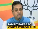 Video : BJP Releases Third List Of Candidates, Sambit Patra To Contest From Puri