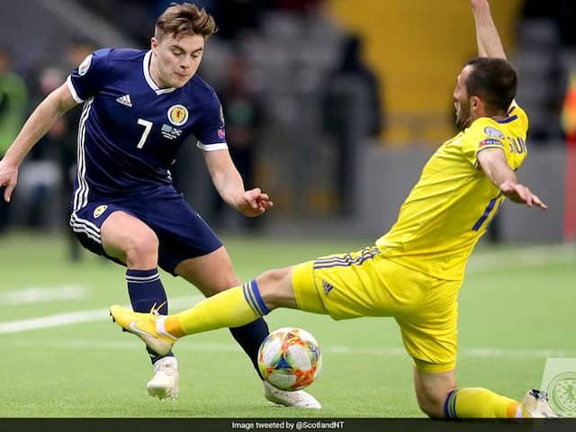 Euro 2020 Qualifying: Scotland Slump To Humiliating Defeat Against Kazakhstan