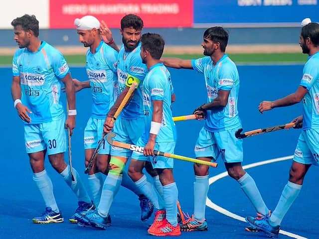 Hockey Olympic Qualifiers: Complacency biggest threat for Indian men