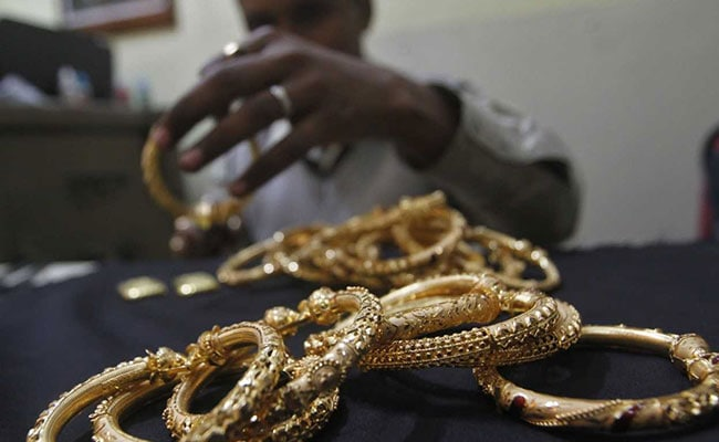 Gold Futures Hover Near Rs 48,300 Per 10 Grams Mark
