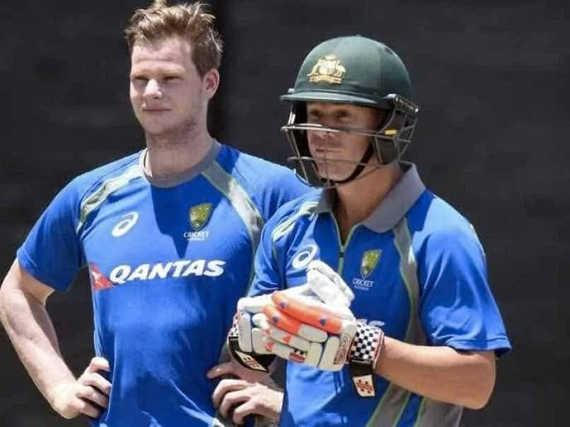 Steve Smith, David Warner To Discuss World Cup With Australian Squad Ahead Of IPL 2019