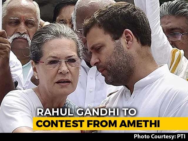 Video : Sonia Gandhi, Rahul In Congress Lok Sabha Polls List; No Priyanka Yet