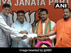 Odisha Congress Lawmaker Prakash Chandra Behera Joins BJP