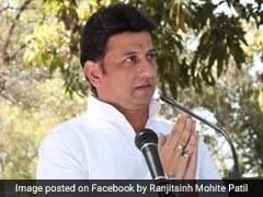 Son Of Senior Legislator Quits Sharad Pawar's Party To Join Maharashtra BJP