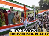 "Video : ""Haven't Been To Italy In 3-4 Years"": Priyanka Gandhi On BJP Leader's Dig"