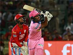 IPL Live Score, RR vs KXIP IPL Score: Sanju Samson, Steve Smith Depart In Succession, Kings XI Punjab Bounce Back