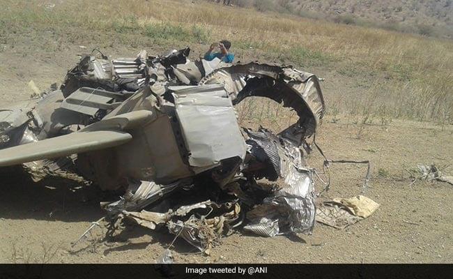 राजस्थान के सिरोही के पास मिग-27 एयरक्राफ्ट क्रैश, रूटीन उड़ान पर था विमान