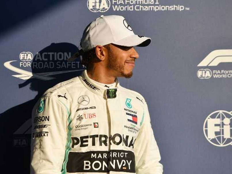 Lewis Hamilton Snatches Pole Position For Australian Grand Prix