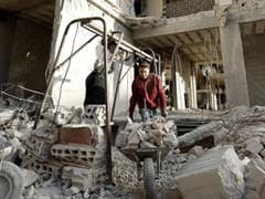 UN To Seek Multi-Billion Dollar Aid Pledges For Syria
