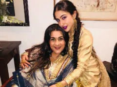 Sara Ali Khan Recalls The Last Time She Hung Out With Saif And Mom Amrita Singh Together