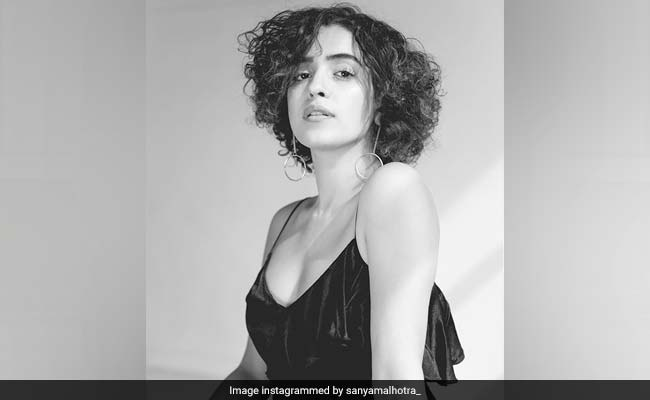 Sanya Malhotra Says, 'Dance India Dance Rejected Me Because My Backstory Wasn't Strong Enough'