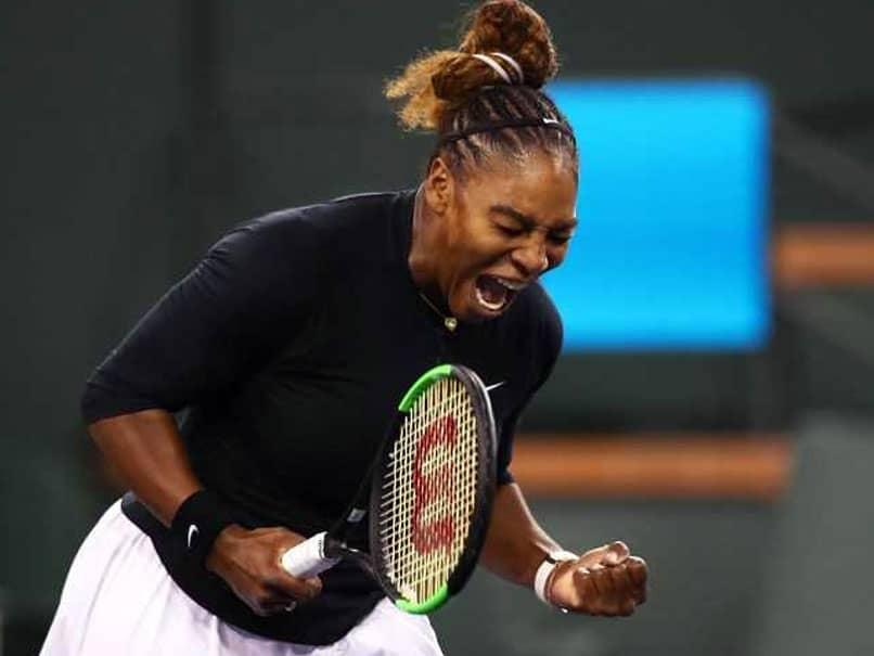 Serena Williams Downs Victoria Azarenka To Reach Indian Wells 3rd Round
