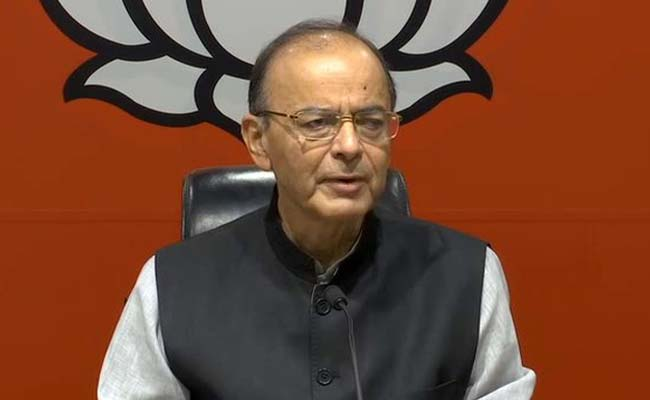 Arun Jaitley Defends Electoral Bonds, Seeks Alternatives From Opponents