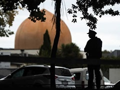 """""""Target Acquired"""": Teen Published Photo Of New Zealand Mosque"""