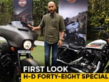 Video : Harley-Davidson Forty-Eight Special First Look