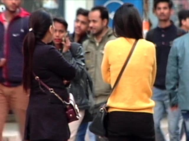 Video: Unsafe In The City: Can Technology Help Delhi's Women?