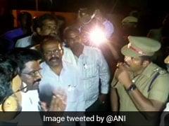 Huge Cash Found During Tax Raids At Tamil Nadu Warehouse