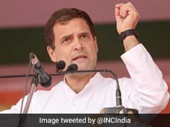 """He Lies, She Doesn't Keep Promises"": Rahul Gandhi On PM, Mamata Banerjee"