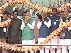 10 साल बाद राजनीतिक मंच पर पीएम मोदी और नीतीश कुमार एक साथ