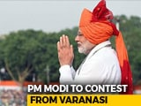 Video : PM Modi Picks Varanasi Again For Lok Sabha Elections